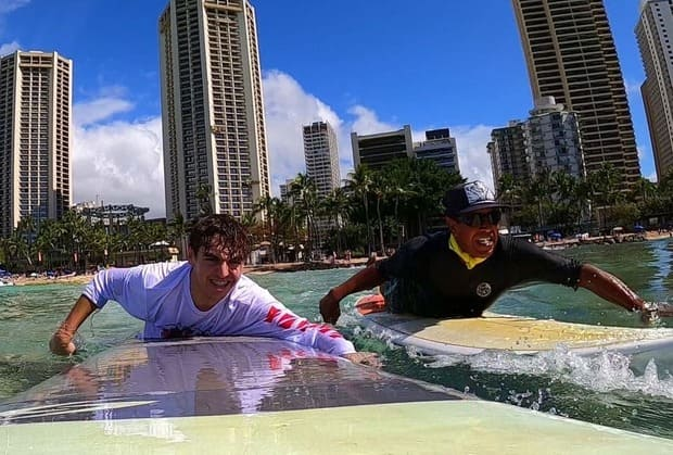 surfing hawaii for beginners