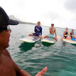 Kahu Surf School honolulu