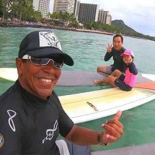 Kahu Surf School learn to surf hawaii