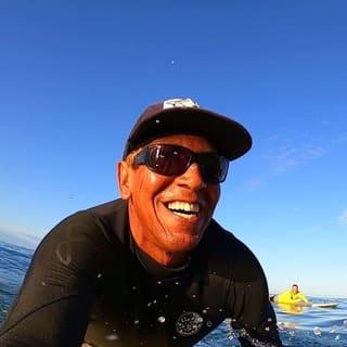 Surf instructor paulo hawaii