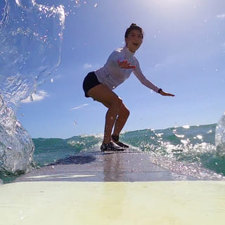 best surf conditions for beginners