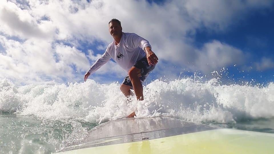 Kahu Surf School contact us