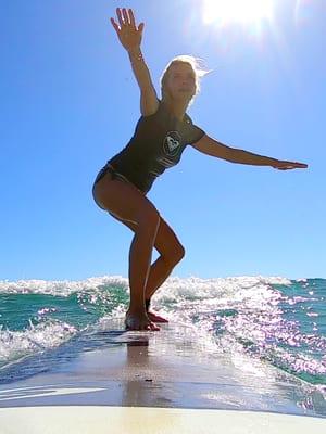 waikiki private surf lesson
