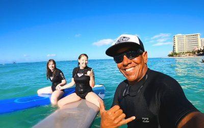 Hawaii Surfing